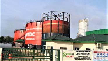 POME-MAS™ FELDA Kahang Biogas Power Plant Project in Kluang, Johor