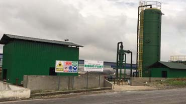 POME-MAS™ APPLICATION  Malpom Biogas Power Plant Project in Nibong Tebal, Penang