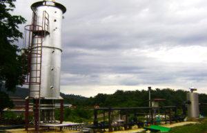 POME-MAS™  FELDA Jerangau Barat Biogas Capture Plant Project in Dungun, Terengganu