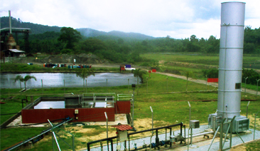 POME-MAS™ FELDA Panching Biogas Capture Plant Project in Kuantan, Pahang