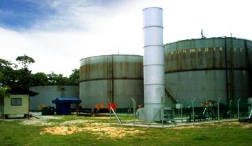 POME-MAS™  FELDA Pasoh Biogas Capture Plant Project in Bahau, Negeri Sembilan