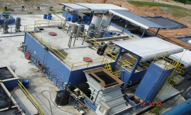 GRASS™ (GAS RELEASING ANAEROBIC SLUDGE SYSTEM)  Municipal Solid Waste Plant Project in Semenyih, Selangor